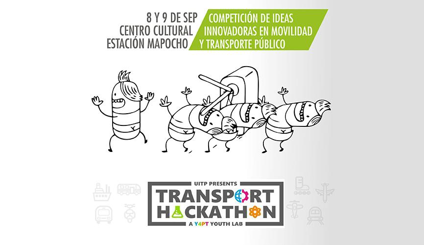 Participa en Transport Hackathon – Santiago de Chile 2016