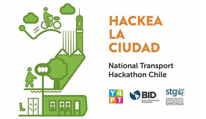 Y4PT National Transport Hackathon Chile 2017